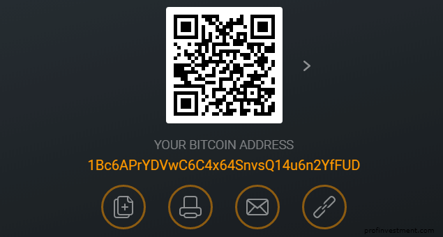 адрес для внесения криптовалюты btc на счет кошелька