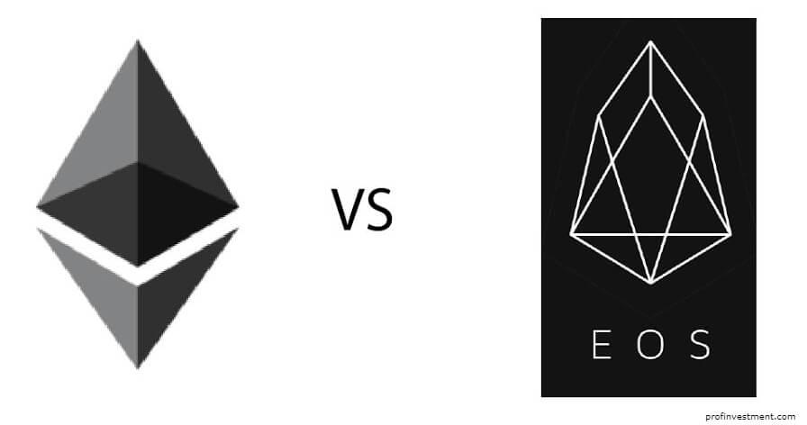 eos ethereum
