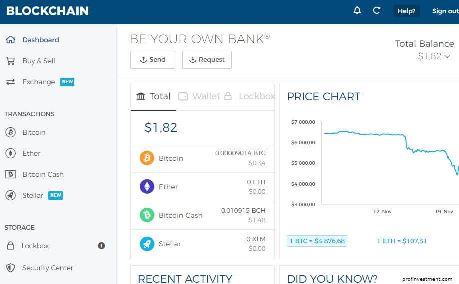 Изображение - Bitcoin адрес что это такое и как его узнать wallet-blockchain-bitcoin
