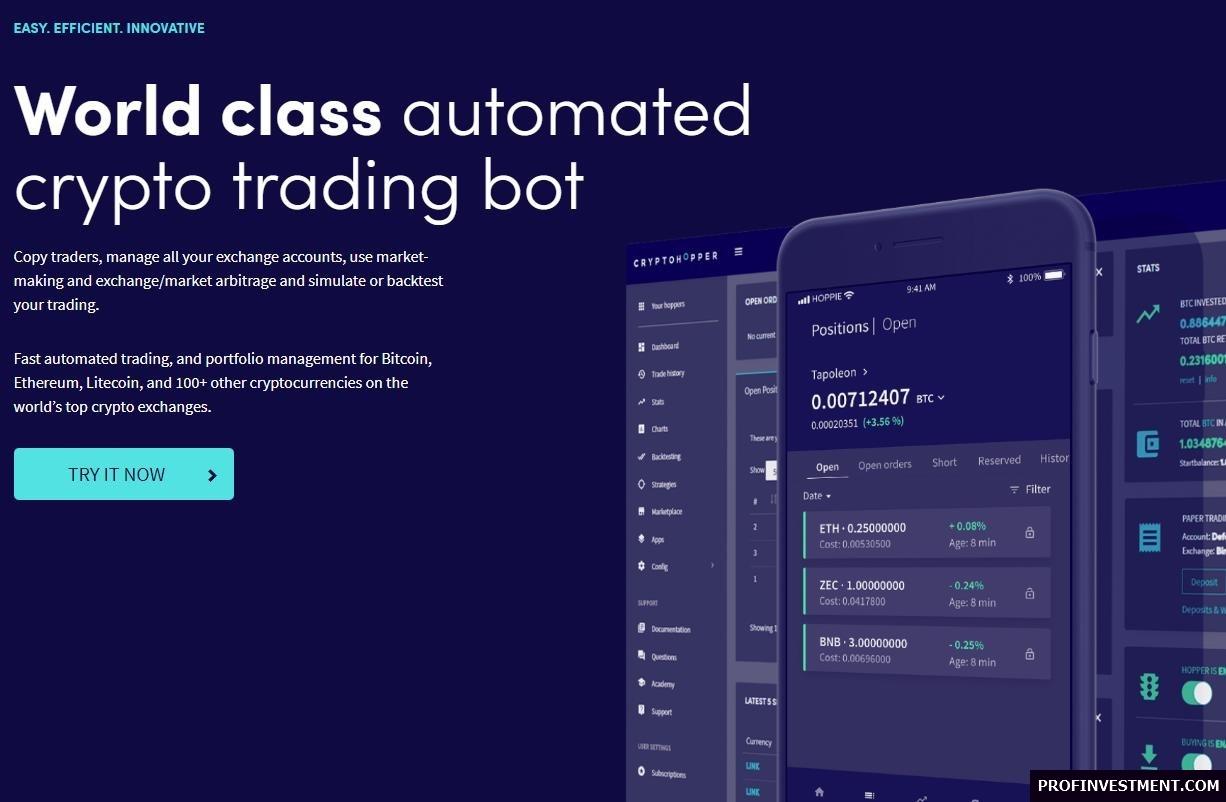 btc neurobot di trading
