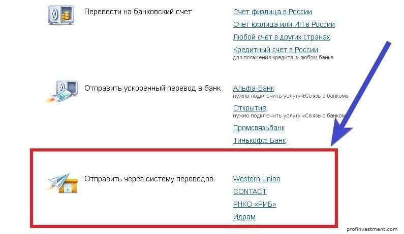 яндекс система переводов