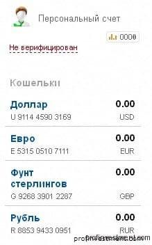 adv cash wallet