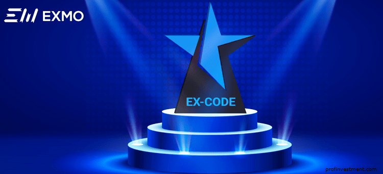 exmo code пополнить счет