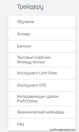 verum option брокер