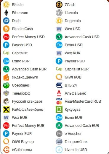 криптовалют курсы разных-6