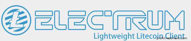 кошелек electrum litecoin