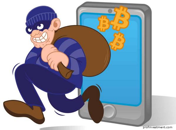 мошеннические схемы в онлайн-обменниках