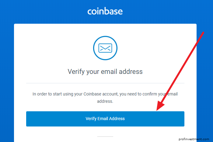 активация кошелька coinbase