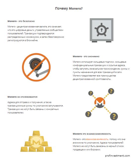 Перспективы криптовалюты Монеро