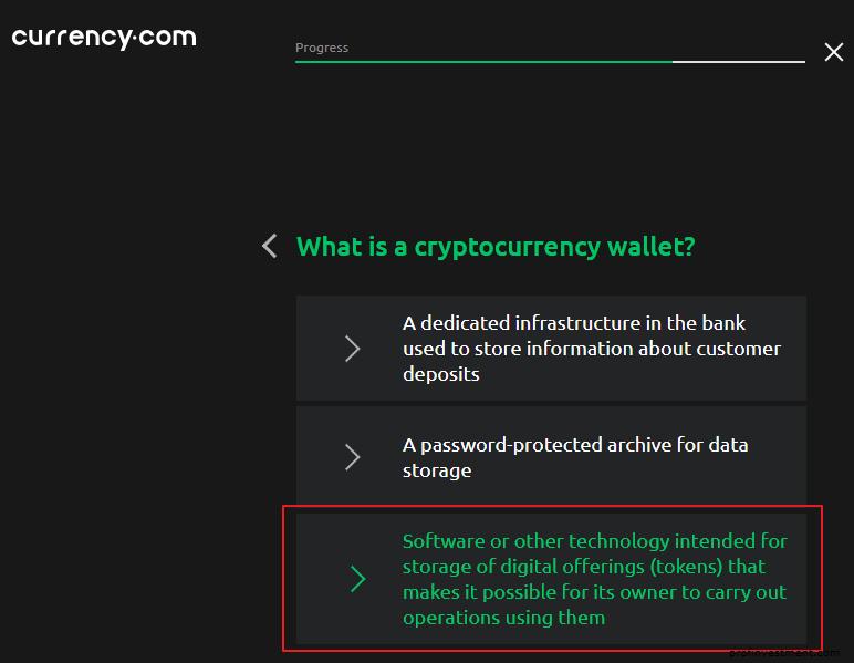 Что такое криптовалютный кошелёк