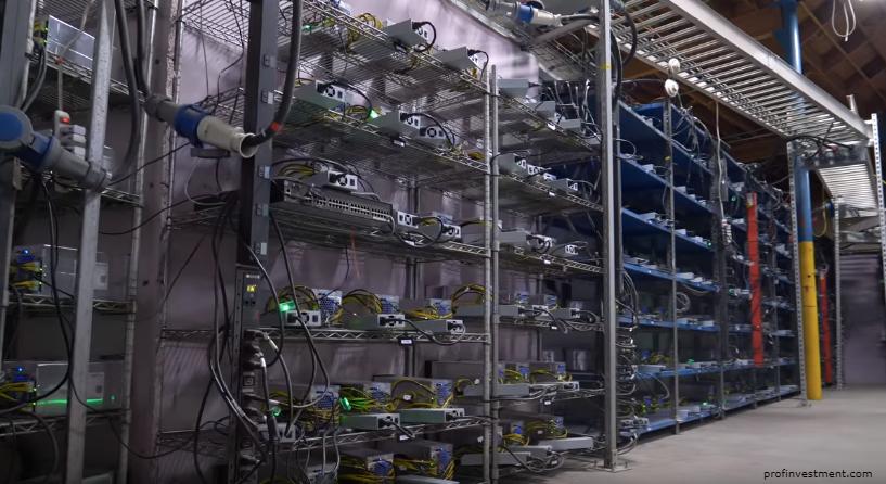 Ферма для bitcoin майнинга