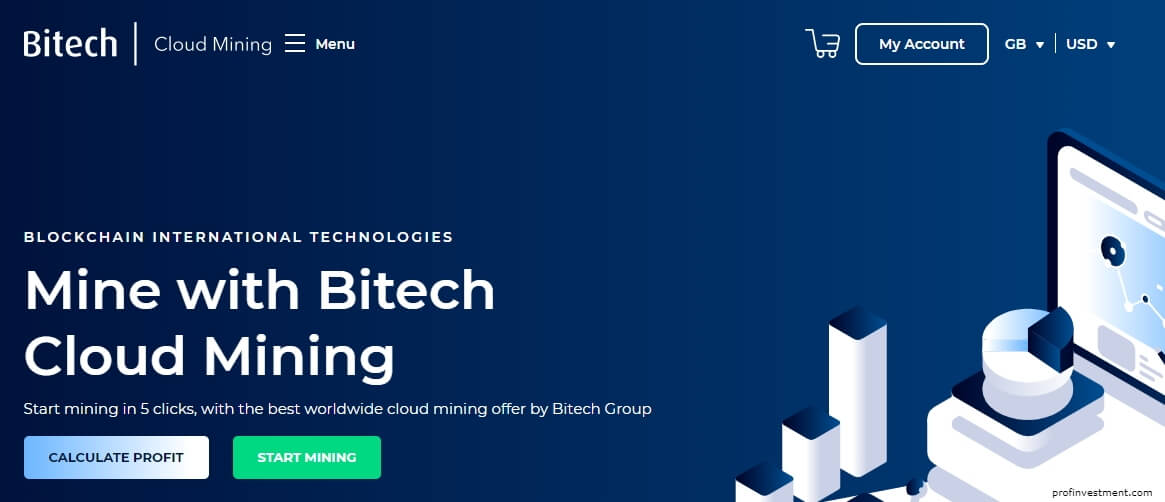 ресурс Bitech-mining