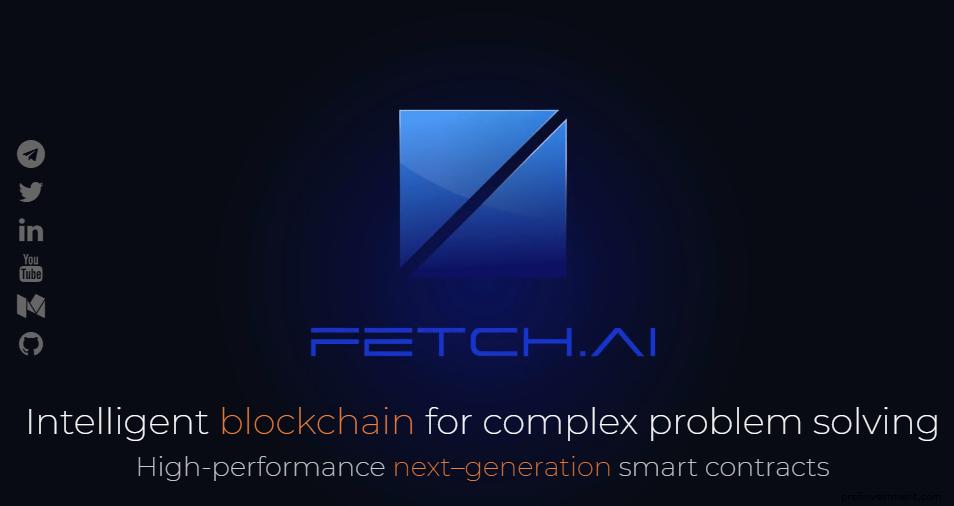 перспективная криптовалюта Fetch (FET)