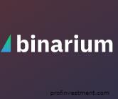 бинарные бонусы от binarium